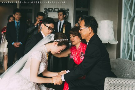 婚攝 台北圓山大飯店 明甫+家儀 結婚迎娶 一郎日本料理