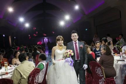 婚禮攝影 台中雅園新潮 建凱+佳瑀 結婚紀錄