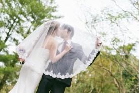 婚攝 家銘+永涵 戶外證婚 山那邊綠葉方舟