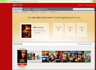 Netflix-up