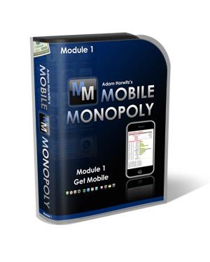 mobile marketing mobile monopoly
