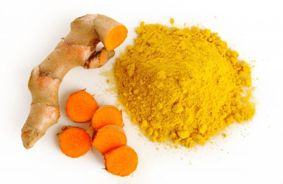 Just in case you have ever needed a picture of tumeric