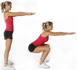 arms-extended-squat