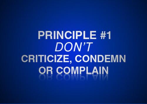 Principle-1