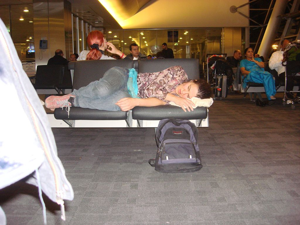 20071210 007 Istanbul Flughafen