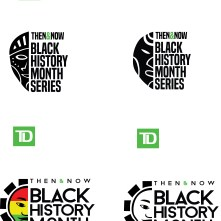 TD Black History Month Logo Concepts