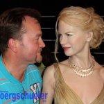 Verliebter Blick von Nicole Kidman