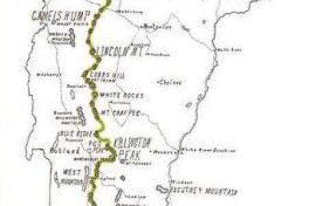 map of the long trail » Free Interior Design | Mir Detok