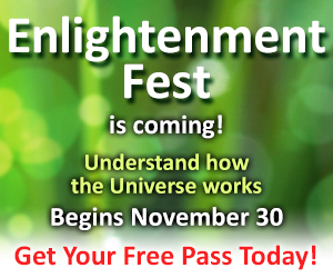 Experience greater inner peace, love, and joy. A free online event, sign up now!