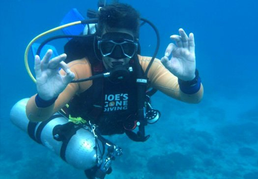Padi Deep Diver Course In Bali A 2 Day Padi Specialty At Joe S Gone Diving