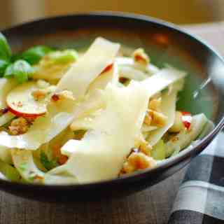 fennel celery apple salad