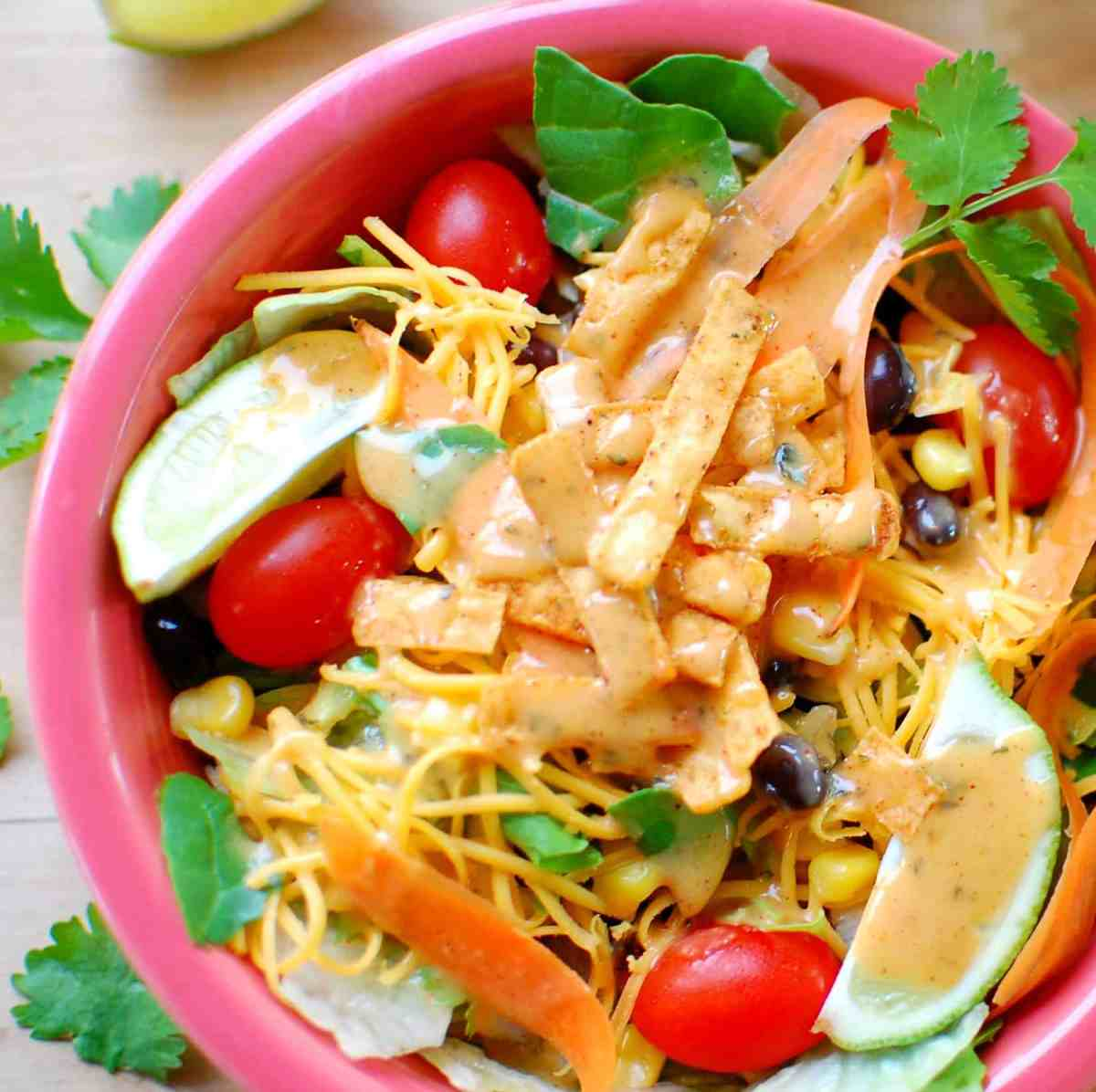Southwest Dressing Recipe
