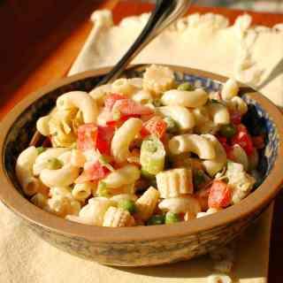 Easy Tasty Pasta Salad
