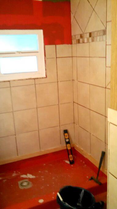 Initial tiling