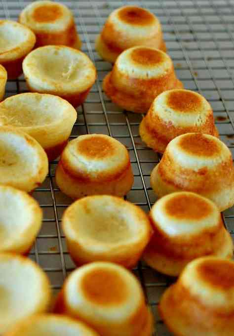 Cooling rack for the cheese balls.   joeshealthymeals.com