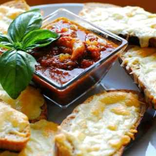 Cheesy Italian Dunkers