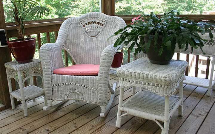 how veranda furniture should differ