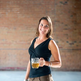 Maggie Dougherty of Kalispell Brewing in Montana