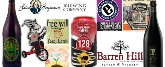 Beer of the Year 2014 Runners-Up