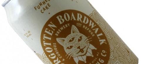 Sixpack of the Week: Forgotten Boardwalk Funnel Cake