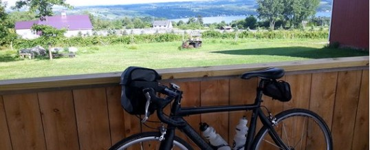 Beers and gears in the Finger Lakes