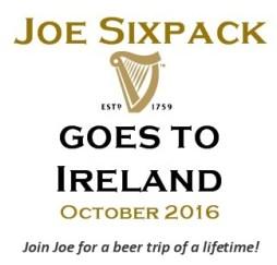 joe sixpack in ireland 2