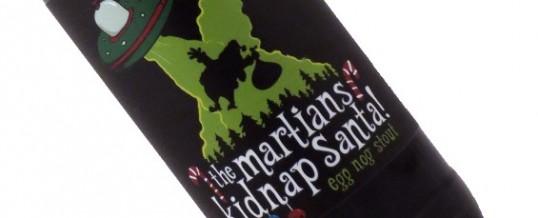 Sixpack of the Week: Spring House Martians Kidnap Santa!