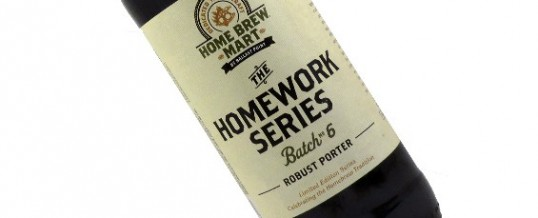 Sixpack of the Week: Ballast Point Ballast Point Homework Series Batch No. 6