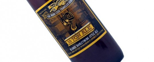 Sixpack of the Week: Two Roads 20 Ton Ale