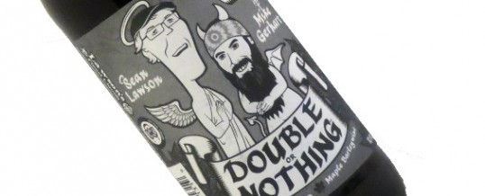 Sixpack of the Week: Otter Creek/Lawson's Finest Liquids Double or Nothing