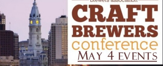 CBC May 4: Where to find the beer