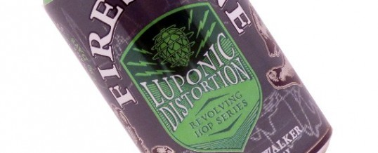 Sixpack of the Week: Firestone Walker Luponic Distortion (#001)