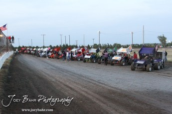 The Bull Ring Nationals