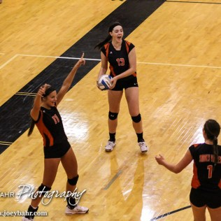 during the Great Bend Lady PantherVolleyball Triangular with the Scott Community Lady Beavers and the Smoky Valley Lady Vikings at Great Bend High School Field House in Great Bend, Kansas on September 14, 2015. (Photo: Joey Bahr, www.joeybahr.com)