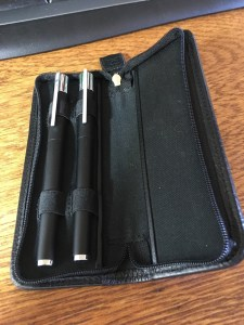 Jo Franklin's posh pen case 2