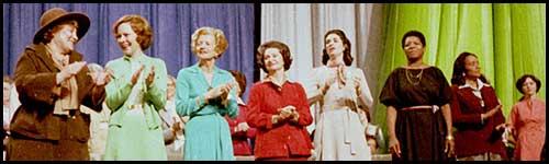Prominent American women