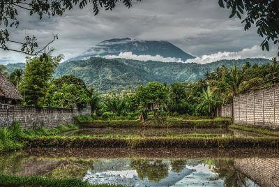 Le Mont Batur (Kintamani)