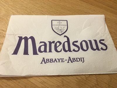 L'abbaye de Maredsous