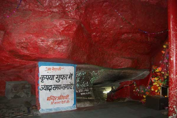 Naina Devi Temple Guffa