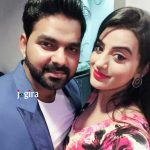 pawan singh and akshara singh ki photo