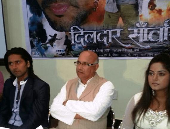 Vigorous promotion of Dildar saawariya