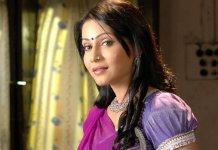 Pakhi Hegde in marathi film