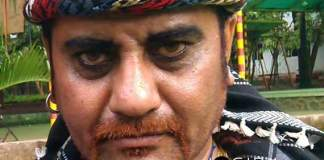 Bhojpuri villain Bipin Singh