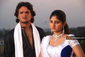 neha shree with khesari lal