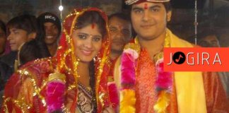 Neha Shree and Kallu