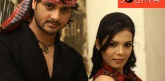 Payal seth and gaurav jha in bhojpuri film jawani zindabaad