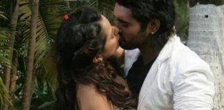Yash Rakhi lip lock in Dariya Dil