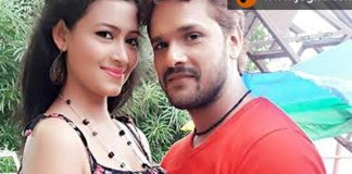 khesari lal and trisha khan