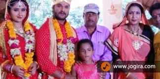 khesarilal married to kajal raghwani