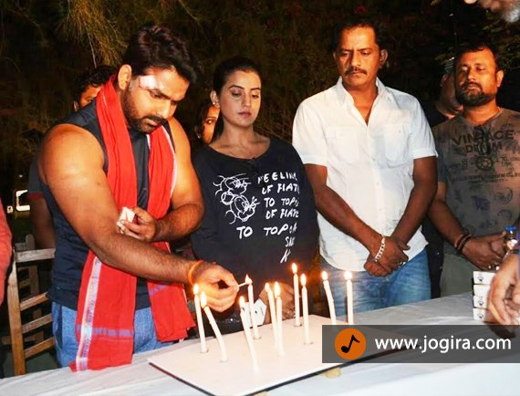 pawan singh tribute to the martyrs